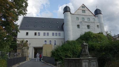 Zeughaus Schloss Schwarzburg