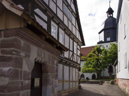 Kirche Herda