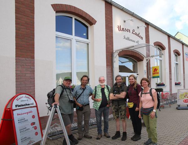 Gruppenfoto mit ULF