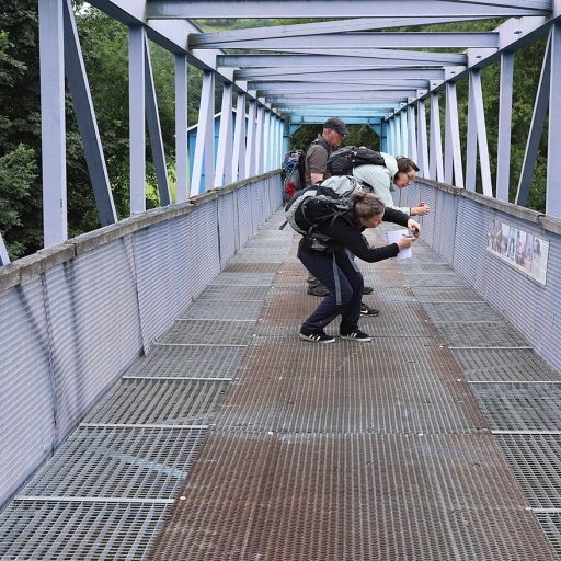 Brücke über Werra