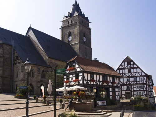 Kirchplatz Wolfhagen