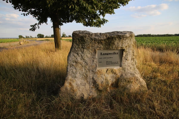 Denkmal Langweiler