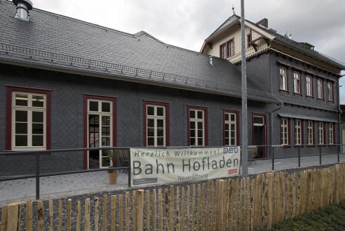 Bahn Hofladen Rottenbach